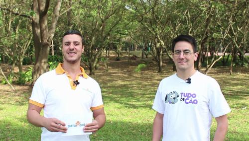 Entrevista adestramento Leonardo Tudo de Cão